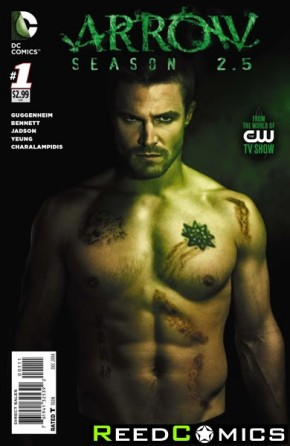 Arrow Season 2.5 #1