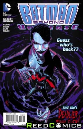 Batman Beyond Universe #15