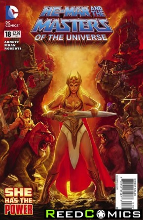 He Man and the Masters of the Universe Volume 2 #18