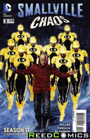 Smallville Season 11 Chaos #3