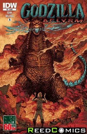 Godzilla Cataclysm #3