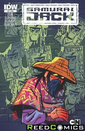 Samurai Jack #13