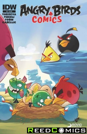 Angry Birds #5