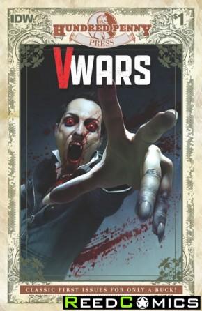 V-Wars #1 Hundred Penny Press Edition
