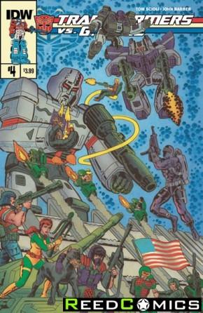 Transformers vs GI Joe #4