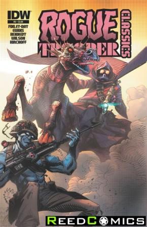 Rogue Trooper Classics #6