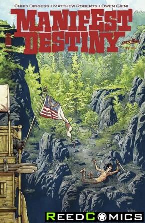 Manifest Destiny #11