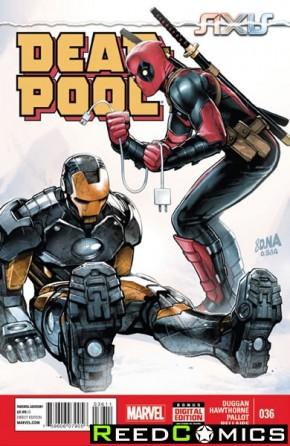 Deadpool Volume 4 #36