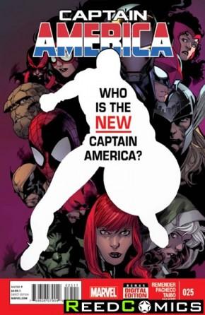Captain America Volume 7 #25