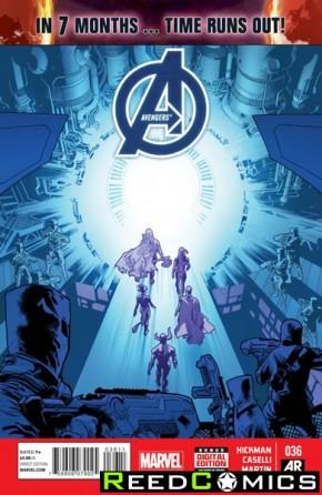 Avengers Volume 5 #36