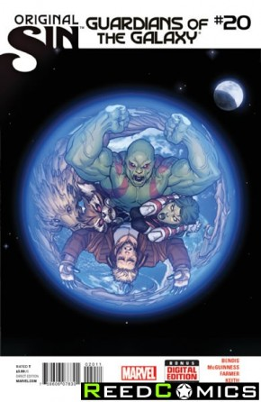 Guardians of the Galaxy Volume 3 #20
