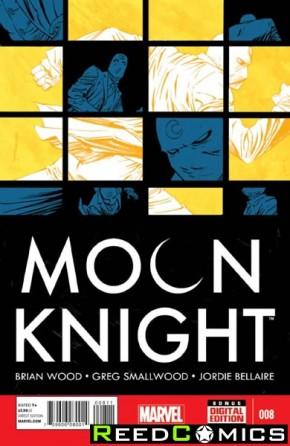 Moon Knight Volume 7 #8