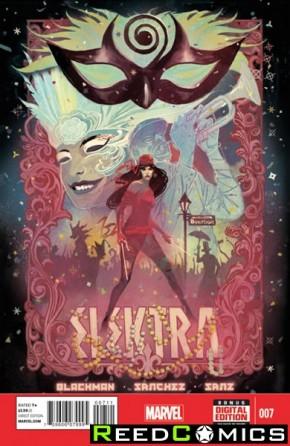 Elektra Volume 3 #7