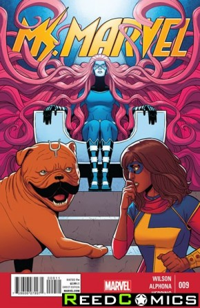 Ms Marvel Volume 3 #9