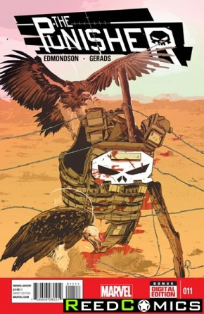 Punisher Volume 9 #11