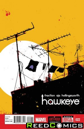 Hawkeye Volume 4 #22