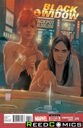 Black Widow Volume 5 #11