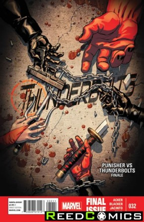 Thunderbolts Volume 2 #32