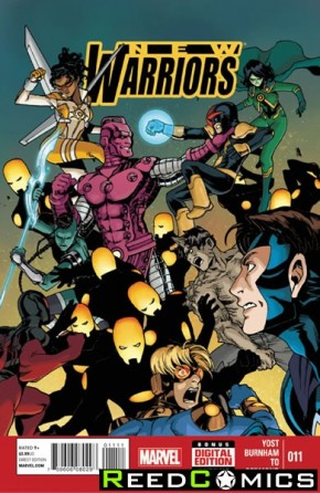 New Warriors Volume 5 #11