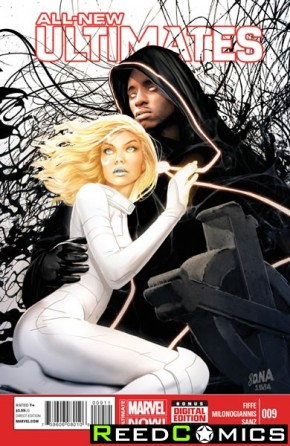 All New Ultimates #9