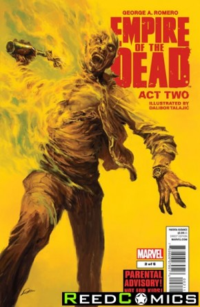George Romeros Empire of the Dead Act Two #2