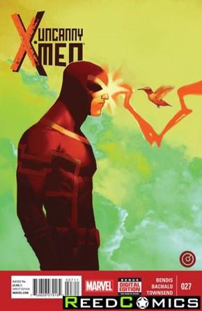 Uncanny X-Men Volume 3 #27