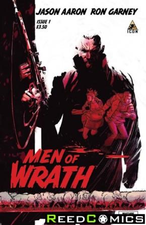 Men of Wrath by Jason Aaron #1