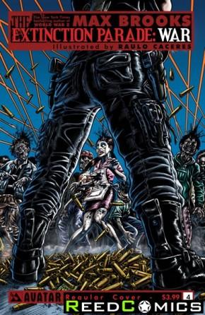 Extinction Parade War #4