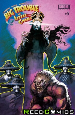 Big Trouble in Little China #5 (Random Cover)