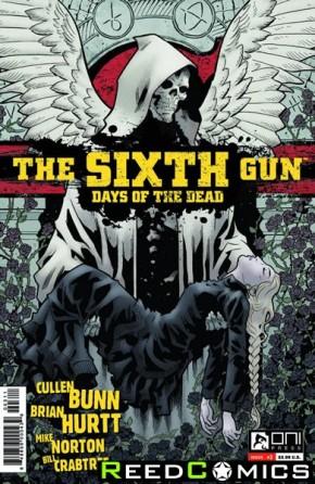Sixth Gun Days of the Dead #3