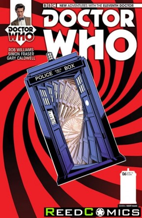 Doctor Who 11th #6