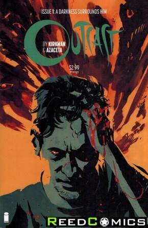 Outcast #1 (5th Print)