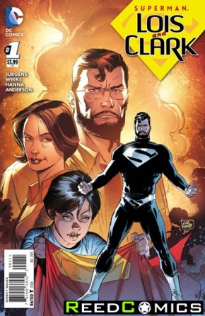 Superman Lois and Clark #1 *1 Per Customer*