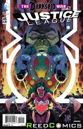 Justice League Volume 2 #45