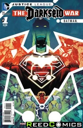 Justice League Darkseid War Batman #1