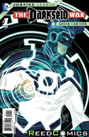 Justice League Darkseid War Green Lantern #1