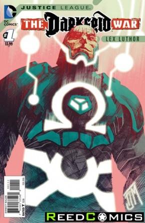 Justice League Darkseid War Lex Luthor #1