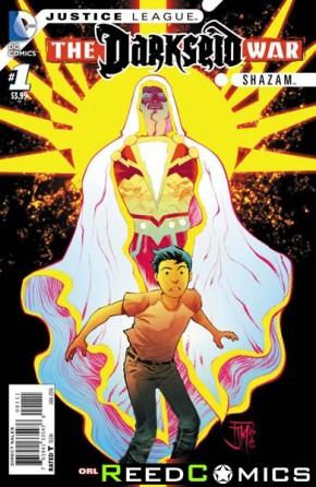 Justice League Darkseid War Shazam #1