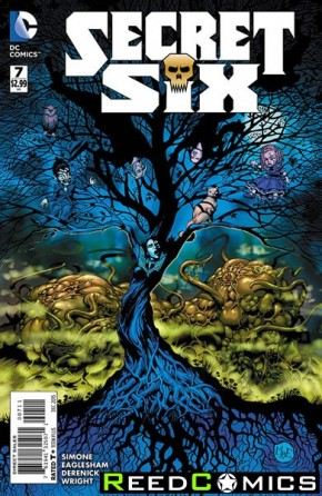 Secret Six Volume 4 #7