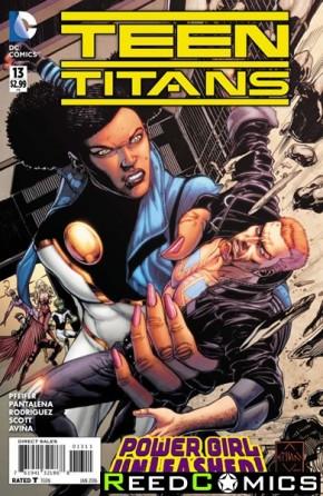 Teen Titans Volume 5 #13