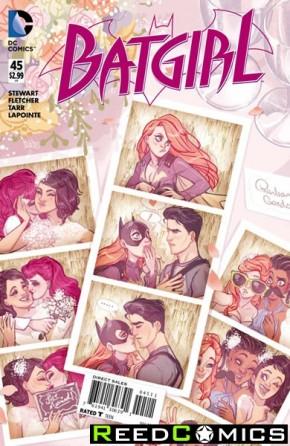 Batgirl Volume 4 #45