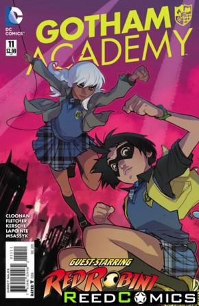 Gotham Academy #11