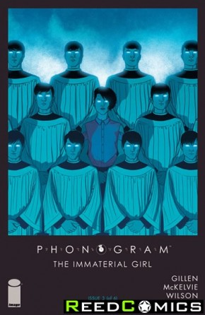 Phonogram The Immaterial Girl #3