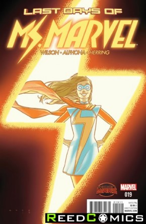 Ms Marvel Volume 3 #19