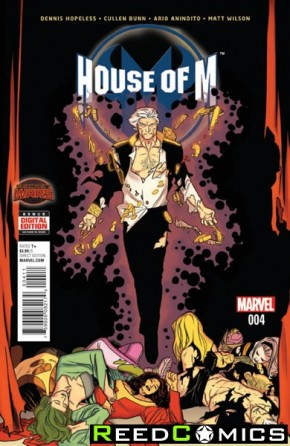 House of M Volume 2 #4