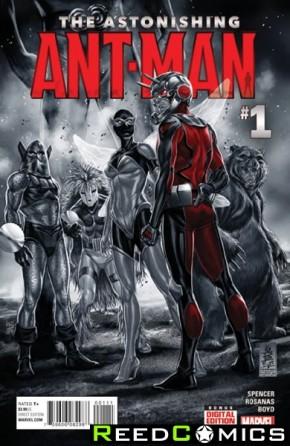 Astonishing Ant Man #1
