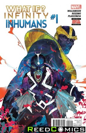 What If Infinity Inhumans #1