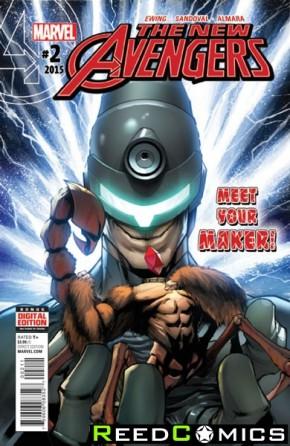 New Avengers Volume 4 #2