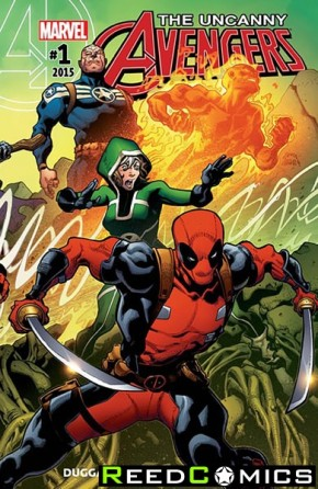 Uncanny Avengers Volume 3 #1