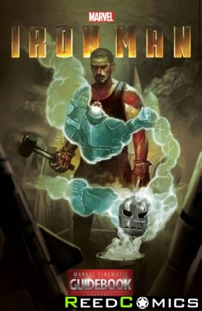 Guidebook Marvel Cinematic Universe Marvels Iron Man #1